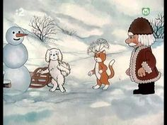 V chalúpke a za chalúpkou 06 Winter Time, Nostalgia, Snoopy, Advent, Youtube, Audio, Painting, Fictional Characters, Winter