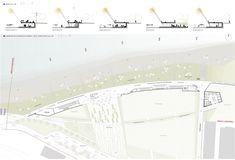 2012 City Planning Portoferraio, ITALY ARGO - Riqualificazione Parco delle Ghiaie e Spiaggia degli Argonauti
