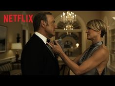 Netflix divulga trailer da terceira temporada de 'House of Cards' +http://brml.co/14MDLVj