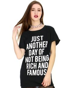 JUST ANOTHER DAY TEE