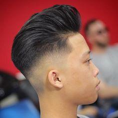 pompadour haircuts 2016 pompadour haircuts in san antonio pompadour haircuts 2 Quiff Hairstyles, Hipster Hairstyles, Straight Hairstyles, Asian Hairstyles, Asian Man Haircut, Asian Men Hairstyle, Asian Undercut, Undercut Fade, Medium Hair Styles