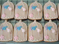 W0065 wedding bomboniere (by Polka Dot Cookies)