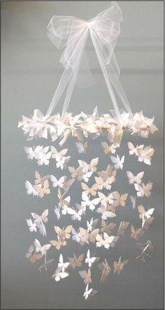 mobile borboleta