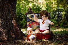 So cute!  Baby Harry Potter :)