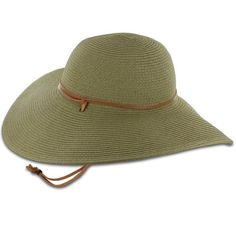 how to keep a sun hat from blowing away