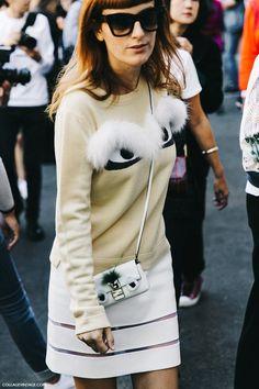 MFW-Milan_Fashion_Week-Spring_Summer_2016-Street_Style-Say_Cheese-Fendi-1