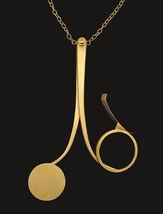 Jewelery by Sir Anthony Caro