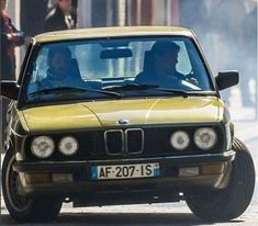 Just like the previous instalments of the MI series, Tom Cruise's character drives BMW vehicles in the new movie too.