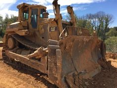 Equipment For Sale, Heavy Equipment, Cat Bulldozer, Cat Machines, Toys For Boys, Caterpillar, Over The Years, Construction, Cats