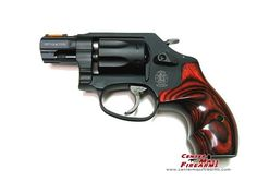 Smith & Wesson 351pd .22 magnum, 7 shot revolver