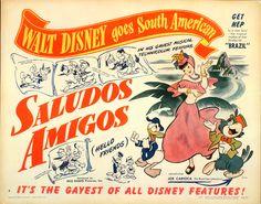 Disney 1953 - Saludos Amigos