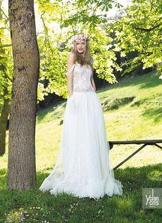 boho chic wedding dresses yolan cris