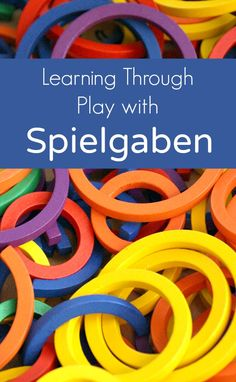 Learning Through Play With Spielgaben...our experience with this educational toy set for kids ages 3 to 12