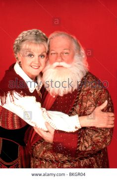 Mrs Santa Claus (tvm - 1996) Angela Lansbury, Charles Durning Mrss ... Hollywood Actor, Classic Hollywood, Charles Durning, Norman Rockwell Art, Angela Lansbury, Renaissance Fair, Big Love, Classic Tv, Best Actress