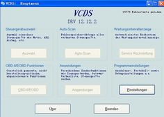 VAG COM VCDS 12.12.2  Full Version Support German with 19779 error codes