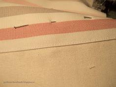 Ježikůže HandMade: Velká jarní taška - návod Handmade, Scrappy Quilts, Hand Made, Handarbeit