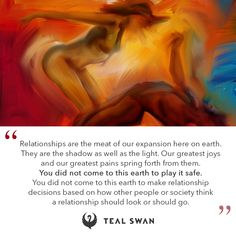 Teal Swan is a personal transformation revolutionary. As a renowned author, speaker and social media star, she travels the world teaching self-development and teaching people how to transform their emotional, mental, physical and spiritual pain. Swan Quotes, What Is Healing, Letters To God, Dealing With Anger, Teal Swan, Online Tarot, Definition Of Love, Core Beliefs, Feeling Hopeless