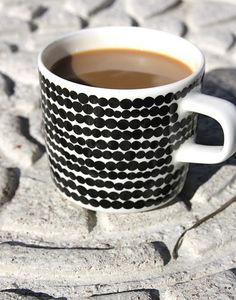 Marimekko 'Räsymatto' cup