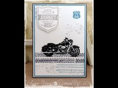 Z Fold Gift Card Holder #1 One Wild Ride Million Dollar Stamp set from Stampin'Up! - YouTube