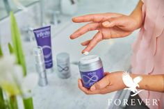 Light and smooth restoring crème #soft #anti-aging #forever