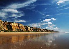 Playa de El Parador de Mazagón