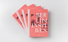 Berlin Inspires Summer Issue 2013_Cover