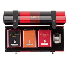 Dammann Tea Coffret Lines