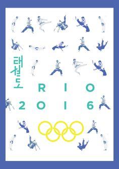 Rio 2016 on Behance