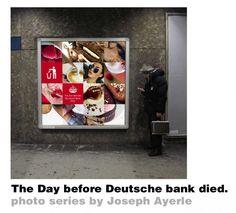 The Day before Deutsche Bank died Nb. 3