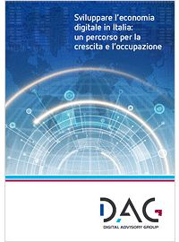 Sviluppare l'Economia Digitale in Italia. White Paper (download gratuito).