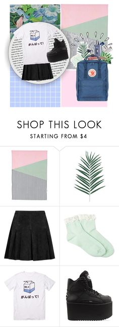 """""""IN MY BAG #2"""" by i-smell-grunge ❤ liked on Polyvore featuring Alice + Olivia, Forever 21, Buffalo, Fjällräven and Old Navy"""