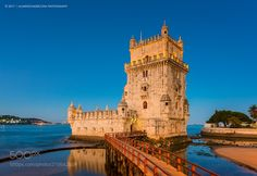 Morning Glory - 16th Century Belém Tower at the Tagus River in Lisbon Portugal at sunrise. Follow me: Instagram | Twitter | Facebook Page