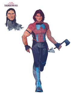 stefan tosheff | Redesign: Stefan Tosheff's X-Men!