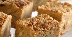 Budin de pan y cacahuate