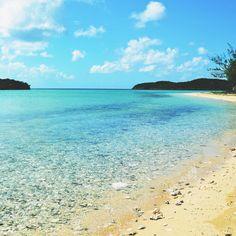 Destination: Eleuthera, Bahamas