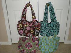 - sling totes  I need to make a purse pin board!