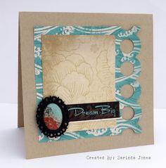 Card by Sandrina Jones  (050312)