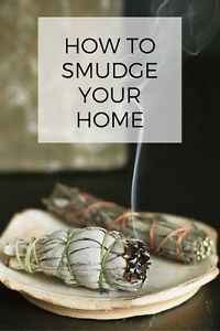 Smudging—the act of burning herbs to purify negative energy—is a common practice in feng shui, as well as in Native American and Eastern traditions. Meditation Space, Yoga Meditation, Meditation Corner, Namaste Yoga, Kundalini Yoga, Meditation Practices, Meditations Altar, Burning Sage, Do It Yourself Inspiration