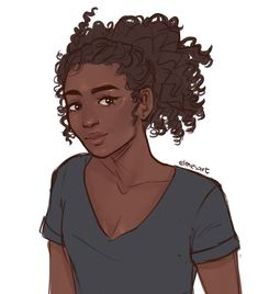 Anissa Pierce fanart from Black Lightning Black Girl Art, Black Women Art, Art Girl, Black Art, Anime Negra, Drawing Sketches, Art Drawings, Arte Indie, Black Anime Characters
