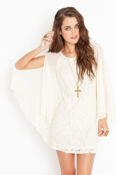 http://www.nastygal.com/clothes-dresses/lace-chiffon-wing-sleeve-dress-in-white