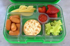 10 Reasons to Pack a Bento Lunch for Your Toddler
