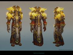 MoP Paladin armor by FirstKeeper.deviantart.com on @deviantART