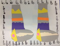 Mrs. Knight's Smartest Artists: books: Socks with Symmetry