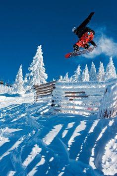Angel Fire, New Mexico - Transworld Snowboarding