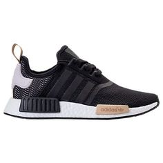 Womens adidas NMD Runner Casual Shoes - BA7751BA7751-BLK  Finish Line