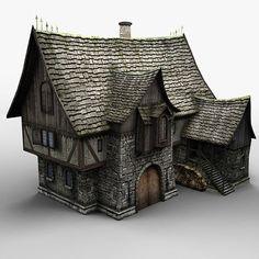 3ds old house - Tavern by bemola