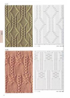 Cable lace braid knit stitch patterns with chart Мобильный LiveInternet Книга:«Knitting Pattern Book 260 by Hitomi Shida Knitting Machine Patterns, Knitting Paterns, Knitting Charts, Lace Knitting, Knitting Designs, Knit Patterns, Knitting Projects, Stitch Patterns, Knitting Needles