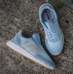adidas Iniki Runner 'Easy Blue' - EU Kicks: Sneaker Magazine