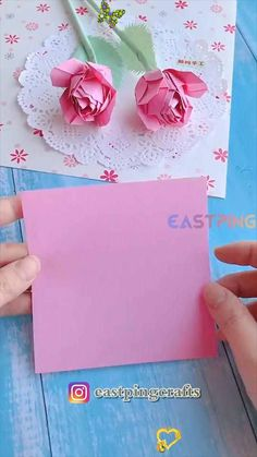DIY Creative handicraft-easy paper tutorial creative crafts let's do together!😘😘😍😍Do let me know in the comment how it goes. :)💗💗You can also find some other content in my blog.If you like it, share it with your social media and friends<br>