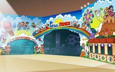 O novo Parque da Mônica